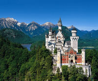 Lehigh University Modern Languages and Literature - Neuschwanstein Castle in Germany