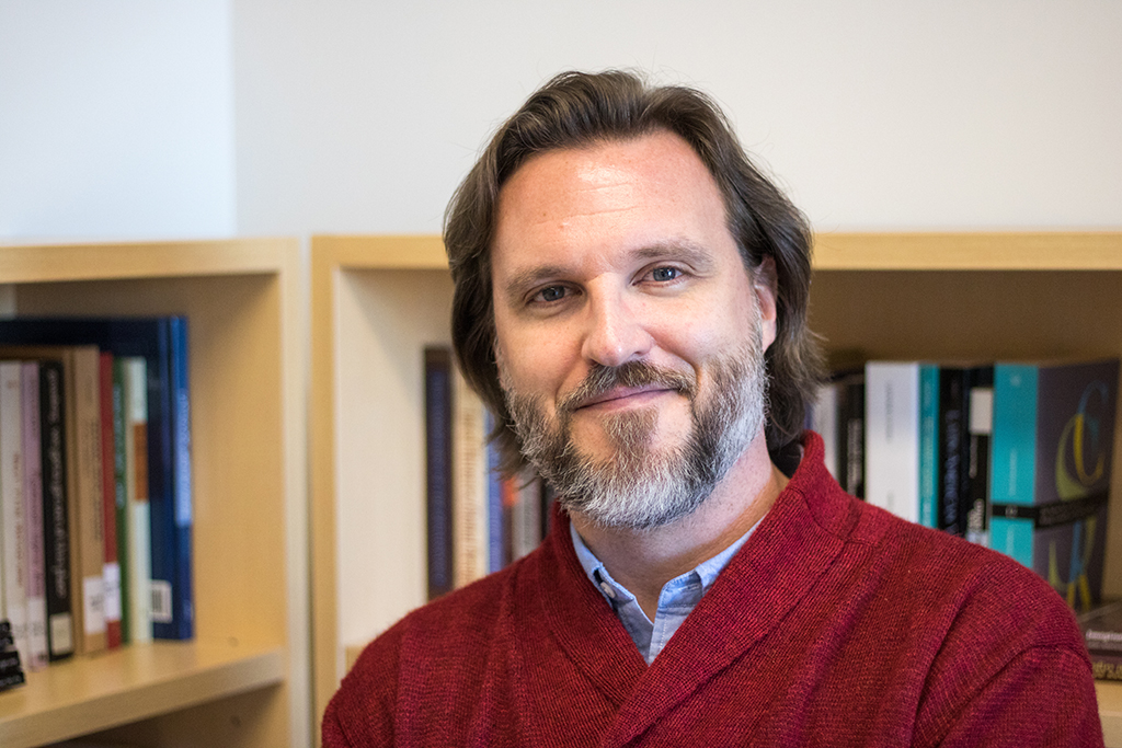 Professor Matt Bush MLL